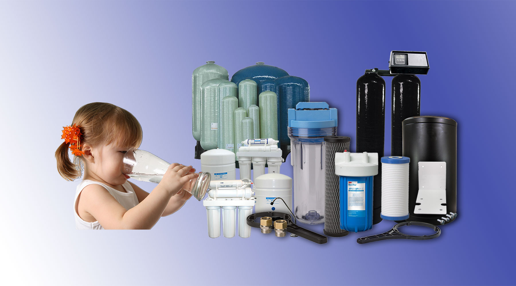 Deland Plumber handles all plumbing water filtration systems.