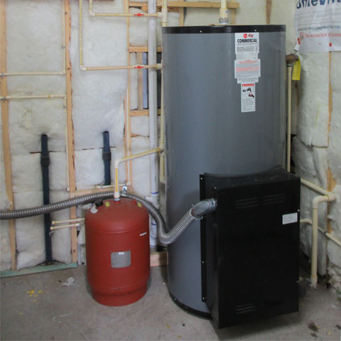Deland Plumber Water Heater pic 1