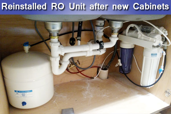 Deland Plumber Water filter gallery 1
